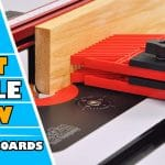 Best Table Saw Featherboard