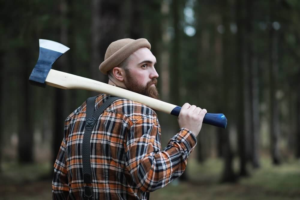 best felling axe