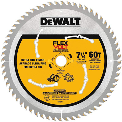 5 Best Circular Saw Blade Reviews In 2019