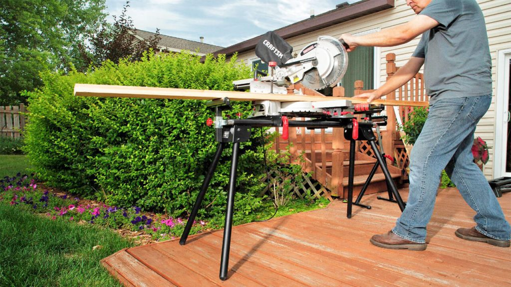 5 Best Miter Saw Stand Reviews