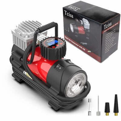 5-Best Car air compressor reviews in 2019