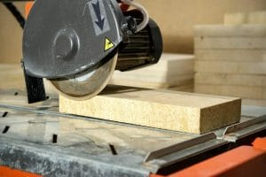 how to cut rocks with a tile saw