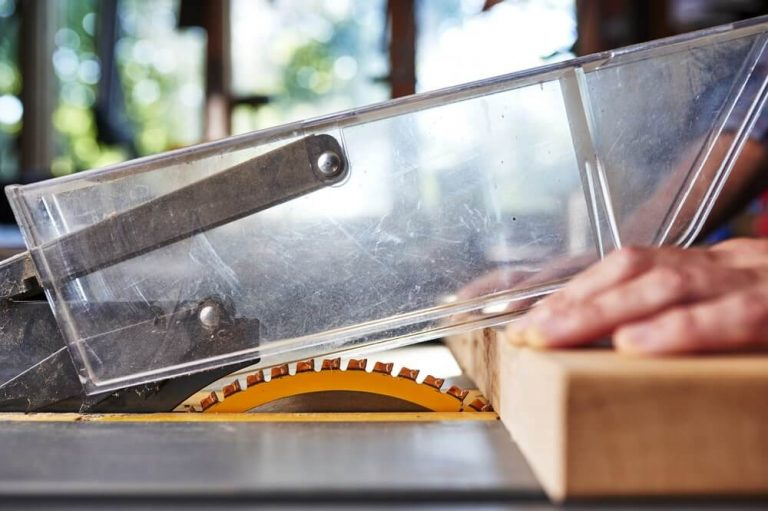 best table saw blade guard