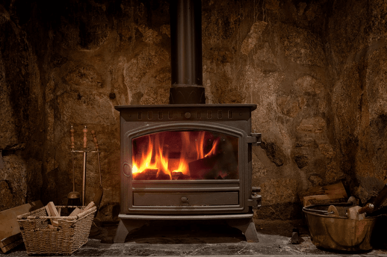 Best Zero Clearence Wood Burning Firplace