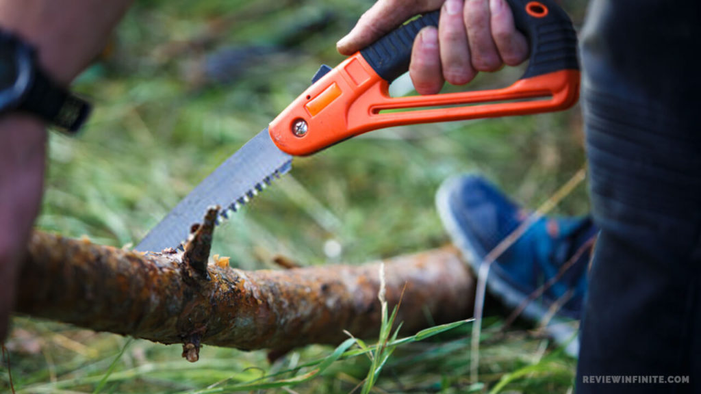 Best Folding Saw For Backpacking